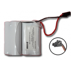 DL-19 SafLok 4 Cell 6 volt Alkaline Door Lock Battery Pack