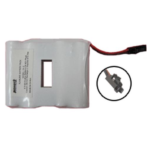 zBattery com | DL-2-SafLok-4-Cell-6-volt-Alkaline-Door-Lock