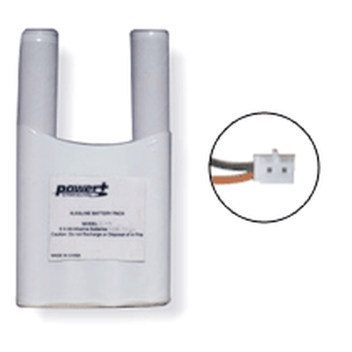 zBattery com | DL-30-vingcard-6-Cell-9-volt-Alkaline-Door-Lock-Battery