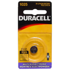Duracell DL1025BPK 3V Lithium Coin Cell Battery