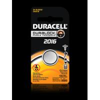 Duracell DL2016BPK 3V Lithium Coin Cell Battery