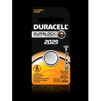 Duracell DL2025BPK 3V Lithium Coin Cell Battery