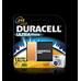 Duracell 245 Lithium Photo Battery 2CR5, DL245BPK