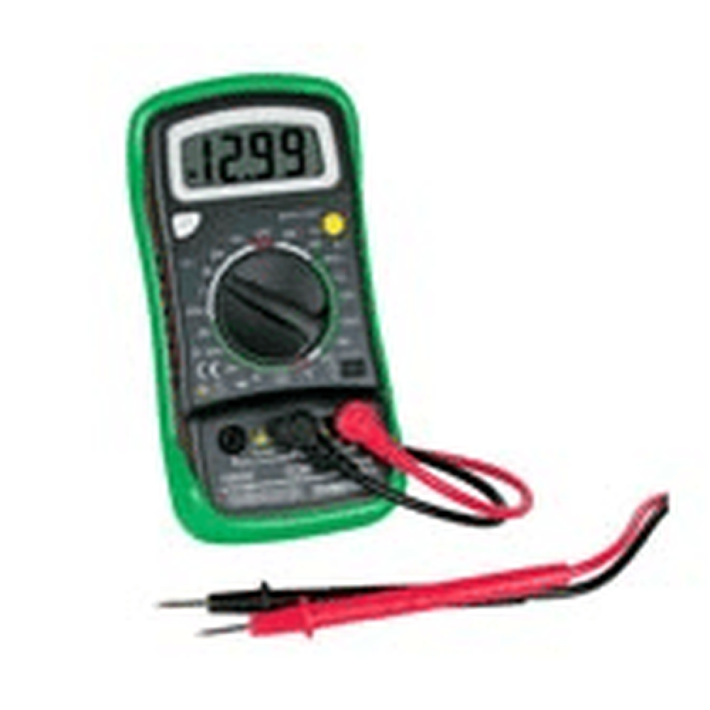 Velleman BATTEST2 Multi-Purpose Battery Tester with LCD Display