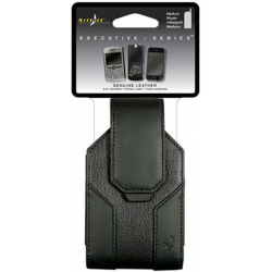 Nite Ize Executive Leather Cell Phone Holster, Medium Tall ETLM-03-17