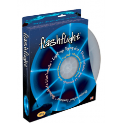 Nite Ize FlashFlight BLUE Led Illuminated Flying Disc FFD-08-03