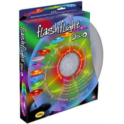 Nite Ize FlashFlight DISC-O Led Illuminated Flying Disc FFD-08-07