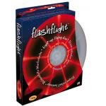 Nite Ize FlashFlight RED Led Illuminated Flying Disc FFD-08-10
