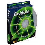 Nite Ize FlashFlight GREEN Led Illuminated Flying Disc FFD-08-28