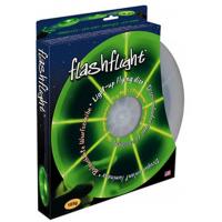 Nite Ize FlashFlight GREEN Led Illuminated Flying Disc FFD-08-28