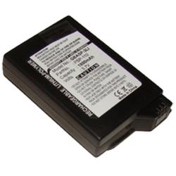 PlayStation Portable PSP-110 3.7v 1800mah Li-Ion Battery, GBASP-3LI