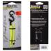 Nite Ize 12 inch Clippable Gear Tie Reusable Twist Tie, Neon Yellow