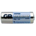 23A 12V 33mAh Alarm Replacement Battery, GP23A