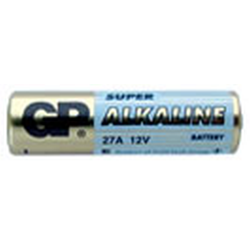 Keyless Entry Battery - GP27A 12 Volt Alkaline