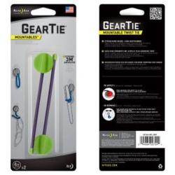 Nite Ize Gear Tie Mountables Hanging Twist Tie 4