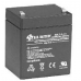 BB Battery, HR5.8-12T2, 12V 5.8Ah High Rate Sealed Lead Acid Battery