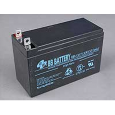 BB Battery, HR9-12B0, 12V 8Ah Sealed Lead Acid Battery