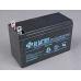 BB Battery, HR9-12B0, 12V 8Ah Sealed Lead Acid Battery
