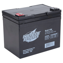 Interstate Battery, SLA1156, 12v 35Ah Sealed Lead Acid Battery, I2