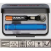 Maglite LED Solitaire 1AAA Gift Box, J3A112, 160-046, Blue