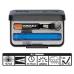Maglite Incandescent Solitaire Gift Box, K3A112, Blue