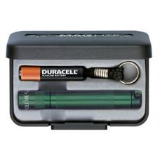 Maglite Incandescent Solitaire Gift Box, K3A392, 120-823, Dark Green
