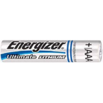 Energizer L92 AAA 1.5V Lithium Ultimate Battery 4/card, L92SBP-4