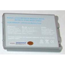 Apple Powerbook 10.8V 4800mAh Li-Ion Laptop Battery, LAP-537LI