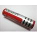 UltraFire 18650 3.7v 3000mAh Li-Ion Flashlight Battery, LION-1865-30-UF