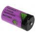Tadiran TL-2200 3.6v 7.2ah C Cell Lithium, LITH-14