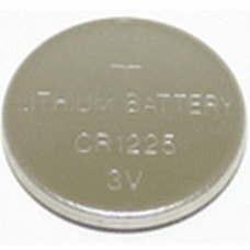 CR1225 3 Volt Lithium Coin Cell Battery, LITH-52