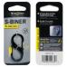Nite Ize S-Biner Slidelock Locking Carabiner Size 2, Black