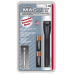Maglite 2AA MiniMag Flashlight, M2A016, Black