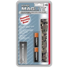 Maglite MiniMag 2 Cell AA Flashlight M2A026, 103-854, CAMO
