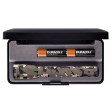 Maglite MiniMag 2 Cell AA Flashlight M2A02L, 103-864, CAMO, Gift Box