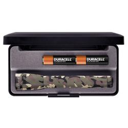 Maglite MiniMag 2 Cell AA Flashlight M2A02L, 103-864, CAMO, Gift Box