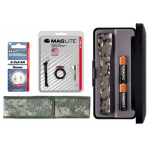 MagLite MiniMag 2 Cell AA Gift Kit, Camo M2A02L-KIT
