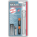 Maglite MiniMag 2 Cell AA Flashlight M2A106, 103-857, SILVER