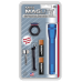 Maglite MiniMag 2 Cell AA Flashlight Combo Pack M2A11C, 106-715, BLUE