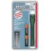 Maglite MiniMag 2 Cell AA Flashlight M2A396, 103-859, DARK GREEN