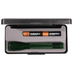 Maglite MiniMag 2 Cell AA Flashlight M2A39L, 103-869, DARK GREEN, Gift Box