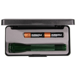 Maglite MiniMag 2 Cell AA Flashlight M2A39L, 103-869, DARK GREEN, Gift Box
