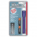 Maglite MiniMag 2 Cell AA Flashlight M2A986, 103-861, *PURPLE