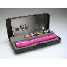 MagLite 2 AA Mini Mag Presentation Gift Box M2AKYL, 104-722, Pink
