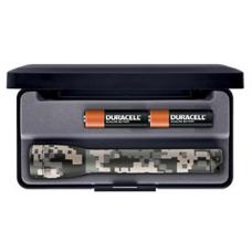 Maglite MiniMag 2 Cell AA Flashlight M2AMRL, 104-778, DIGITAL CAMO, Gift Box