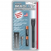 MagLite MiniMag 2 Cell AAA Flashlight M3A016, 116-565, BLACK