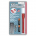 Maglite 2AAA MiniMag Flashlight, M3A036, Red