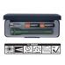 MagLite MiniMag 2 Cell AAA Flashlight M3A392, 116-578, DARK GREEN, Gift Box