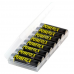 Maha Powerex PRO AA NiMH 2700mAh Rechargeable Batteries w/Holder 8-pack, MH-8AAPRO-BH