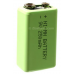 Rechargeable 8.4V 250mAh 9V Form NiMH Battery, MH-9V250